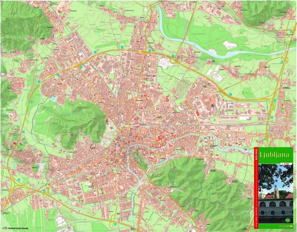 Kartografija Gis